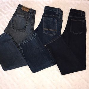 3 Pairs Boys Jeans